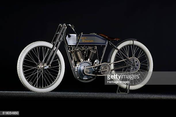 Harley Davidson boardtrack racer 1914 By Simon Clay