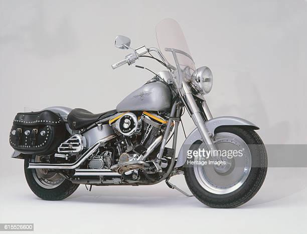 Harley Davidson Fat Boy Artist Unknown
