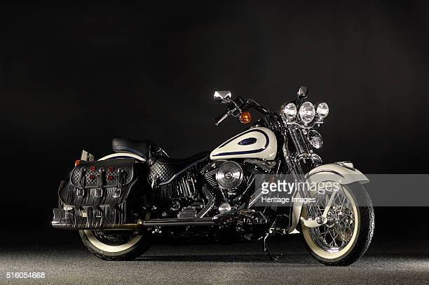 Harley Davidson soft tail springer 2005 By Simon Clay