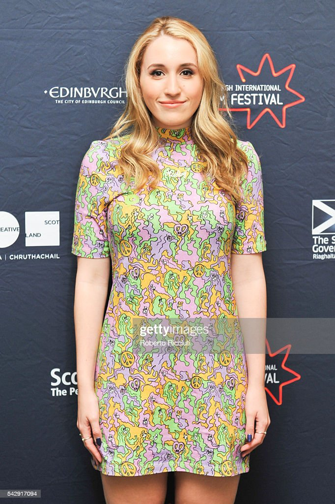 Harley Quinn Smith attends a photocall during the 70th Edinburgh International Film Festival at The Howard Hotel on June 25, 2016 in Edinburgh, Scotland.