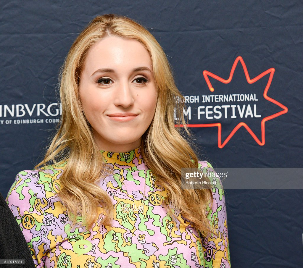 Harley Quinn Smith attends a photocall during the 70th Edinburgh International Film Festival at The Howard Hotel on June 25, 2016 in Edinburgh, Scotland.