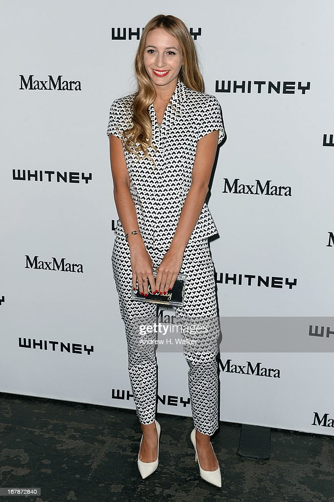 Harley Viera Newton arrives at the Whitney Museum Annual Art Party on May 1, 2013 in New York City.