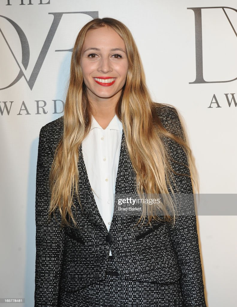 DJ Harley Viera Newton attends 2013 DVF Awards at United Nations on April 5, 2013 in New York City.