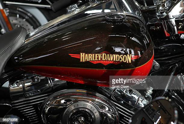 chicago harley davidson on chicago stock photos and pictures