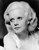 Harlow Jean * Schauspielerin USA Portrait undatiert