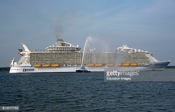 Harmony Of The Seas Stock Photos And Pictures  Getty Images