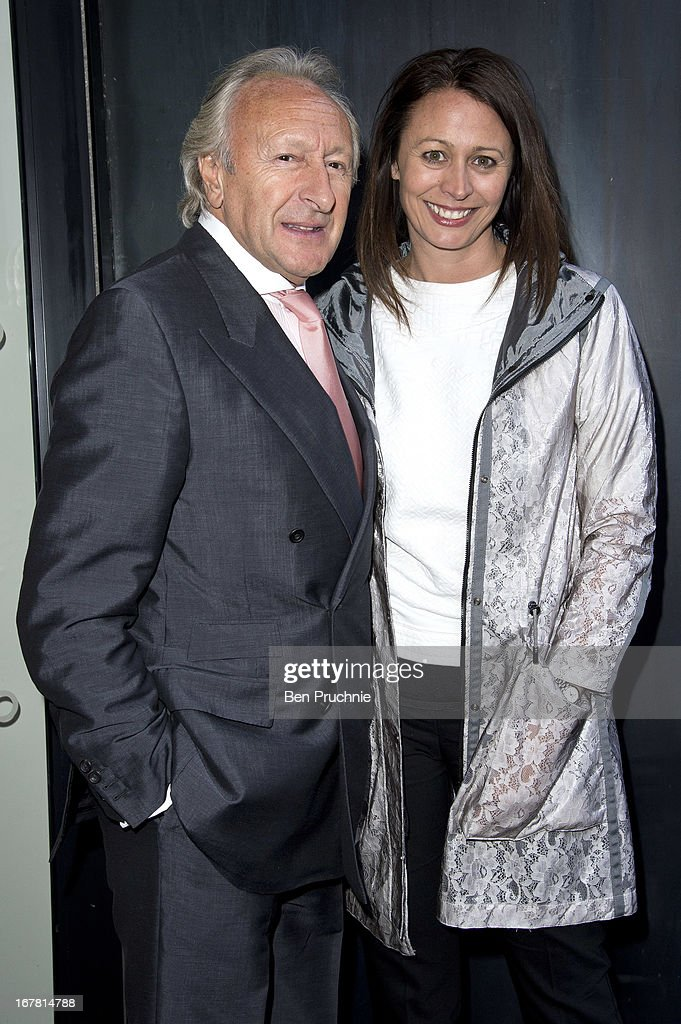 <a gi-track='captionPersonalityLinkClicked' href=/galleries/search?phrase=Harold+Tillman&family=editorial&specificpeople=3039739 ng-click='$event.stopPropagation()'>Harold Tillman</a> and Caroline Rush attend the Conde Nast College of Fashion & Design launch party on April 30, 2013 in London, England.