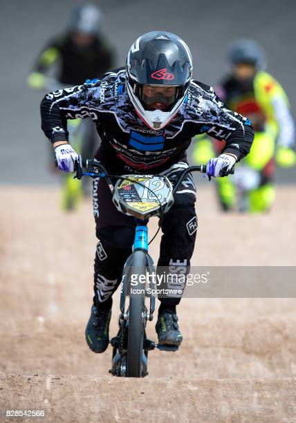Haro/Promax's Sullivan Finch finished fifth in the 1718 Expert class at the USA BMX Mile High Nationals on August 6 at Grand Valley BMX in Grand...