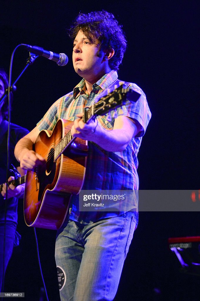 Harper Simon performs at Henry Fonda Theater on May 30, 2013 in Hollywood, California.