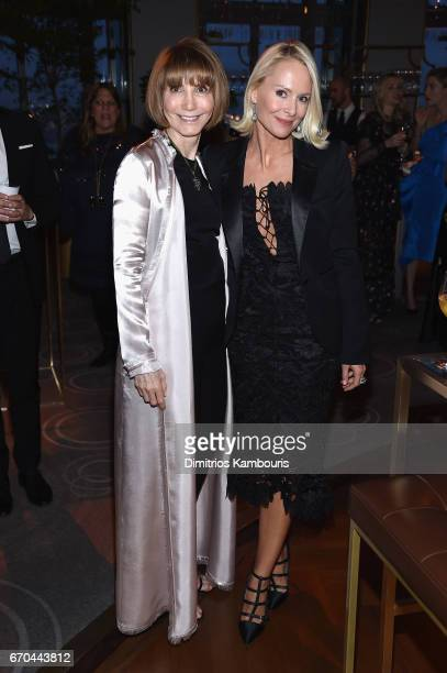 Harper's Bazaar Publisher Carol Smith attends Harper's BAZAAR 150th Anniversary Event presented with Tiffany Co at The Rainbow Room on April 19 2017...
