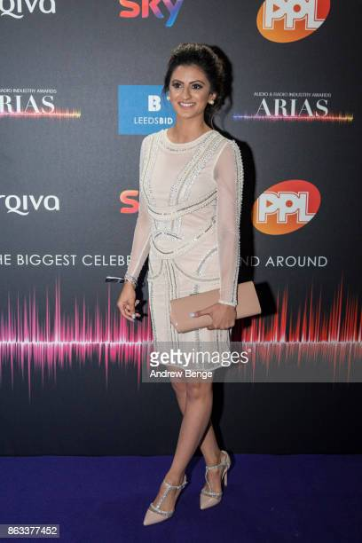 Harpz Kaur attends the Audio Radio Industry Awards at First Direct Arena Leeds on October 19 2017 in Leeds England