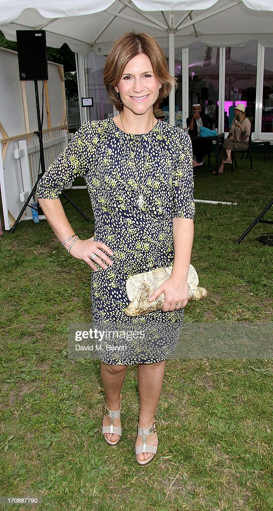 Harriet Scott attends the VIP Preview for 'Taste of London' at Regent's Park on June 19, 2013 in London, England.