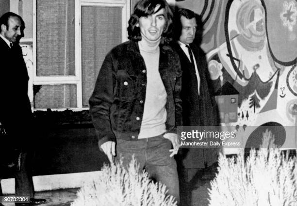 Harrison and his wife Patti Boyd were arrested on 13 May 1969 for possessing illegal substances following a police search of their property The...