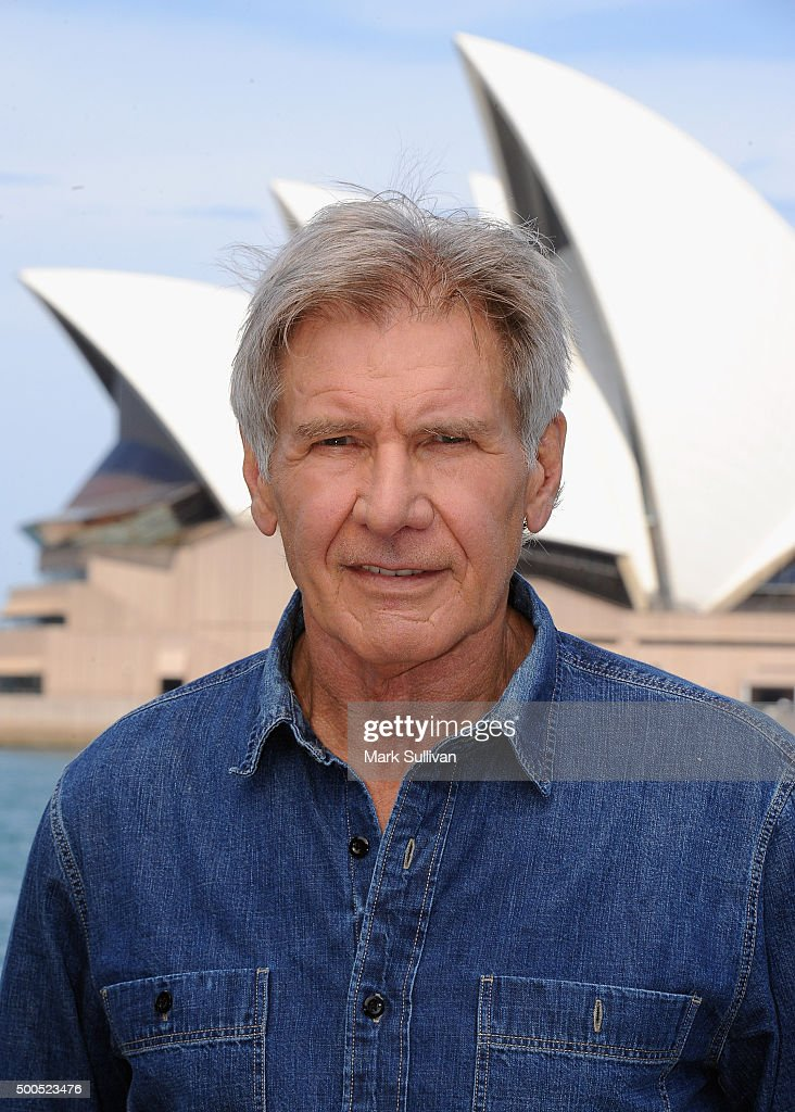 Harrison Ford Photo Call