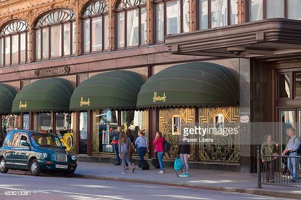 Harrods Department Store Knightsbridge