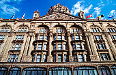 Harrods, Knightsbridge - London, Greater London, England