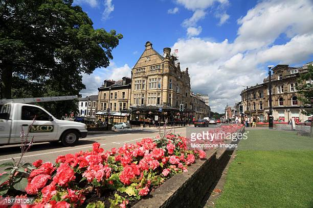 Harrogate in North Yorkshire, England