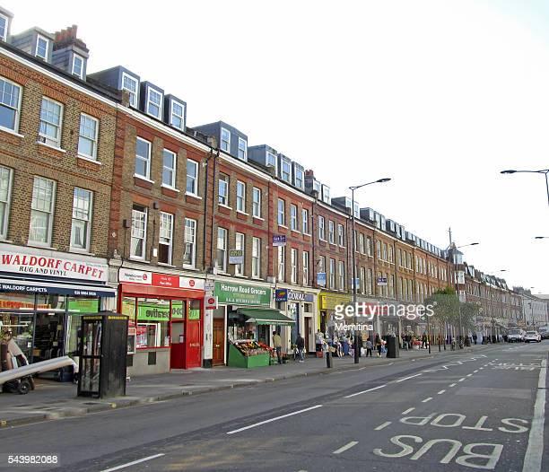 Harrow Rd London