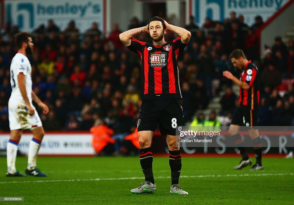 A.F.C. Bournemouth v Crystal Palace - Premier League