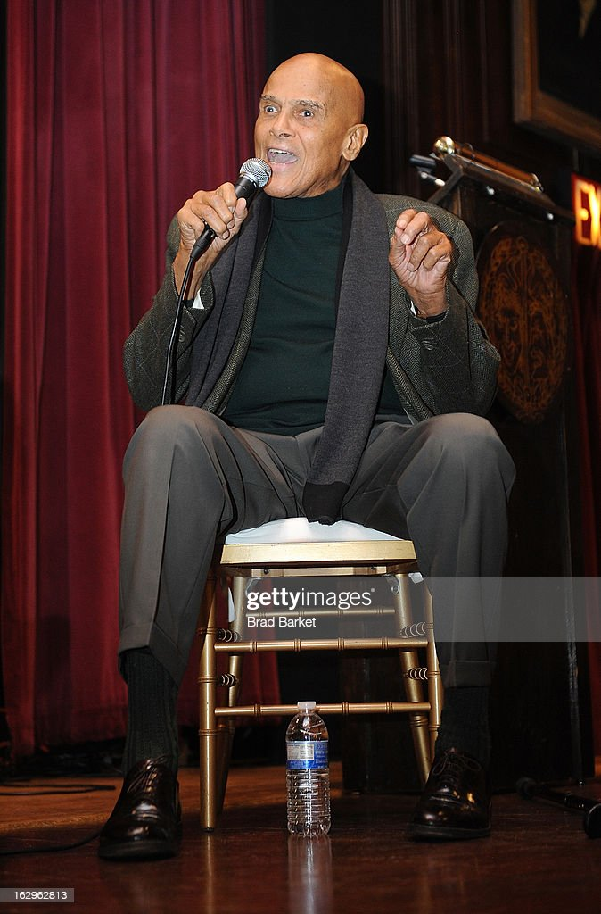 <a gi-track='captionPersonalityLinkClicked' href=/galleries/search?phrase=Harry+Belafonte&family=editorial&specificpeople=204214 ng-click='$event.stopPropagation()'>Harry Belafonte</a> attends Diversity In Cinema during the 2013 First Time Fest at THE PLAYERS on March 2, 2013 in New York City.