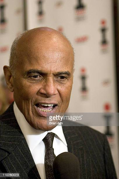 Harry Belafonte honored at the AARP The Magazine's Impact Awards Luncheon which are given annually to ten individuals whose innovative thinking...