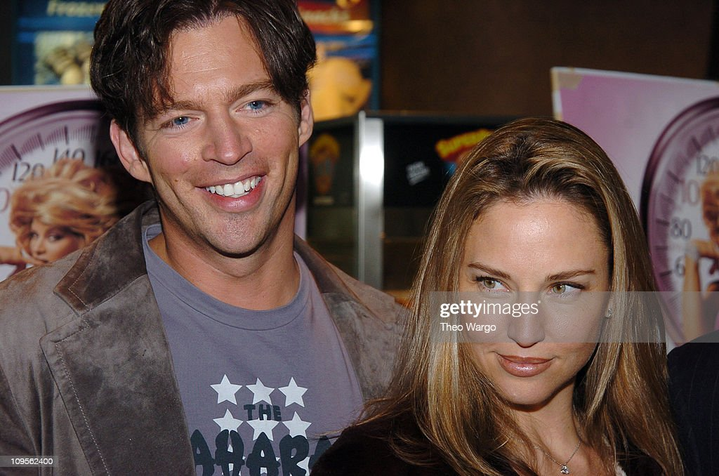 <a gi-track='captionPersonalityLinkClicked' href=/galleries/search?phrase=Harry+Connick+Jr&family=editorial&specificpeople=211285 ng-click='$event.stopPropagation()'>Harry Connick Jr</a>. and <a gi-track='captionPersonalityLinkClicked' href=/galleries/search?phrase=Jill+Goodacre&family=editorial&specificpeople=213594 ng-click='$event.stopPropagation()'>Jill Goodacre</a> during 'Fat Actress' Showtime Network's New York City Premiere - Inside Arrivals at Clearview Chelsea West Cinemas in New York City, New York, United States.