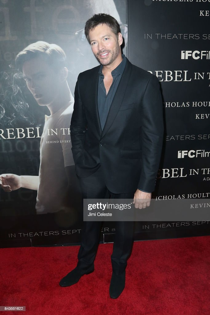 Harry Connick Jr. attends 'Rebel in the Rye' screening and after party hosted by Jean Shafiroff and IFC Films at Metrograph on September 6, 2017 in New York City.