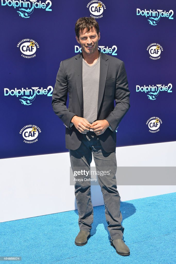 Harry Connick, Jr. attends the premiere of 'Dolphin Tale 2' at Regency Village Theatre on September 7, 2014 in Westwood, California.
