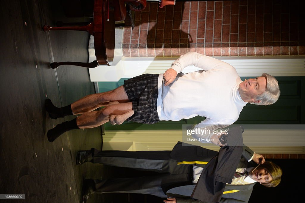 harry enfield paul whitehouse new live show dress rehearsal getty images. Black Bedroom Furniture Sets. Home Design Ideas