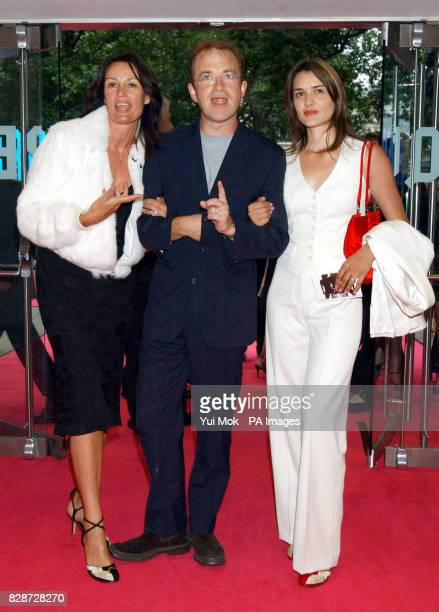 Harry Enfield arriving at The Odeon Leicester Square London for the UK premiere of Charlie's Angels Full Throttle