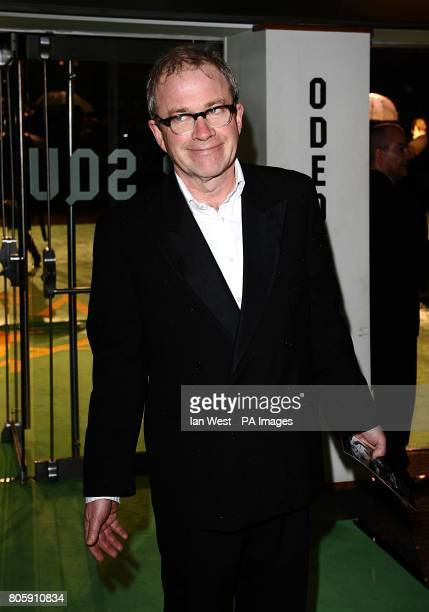 Harry Enfield arriving for the Royal world premiere of Alice in Wonderland at the Odeon Leicester Square London