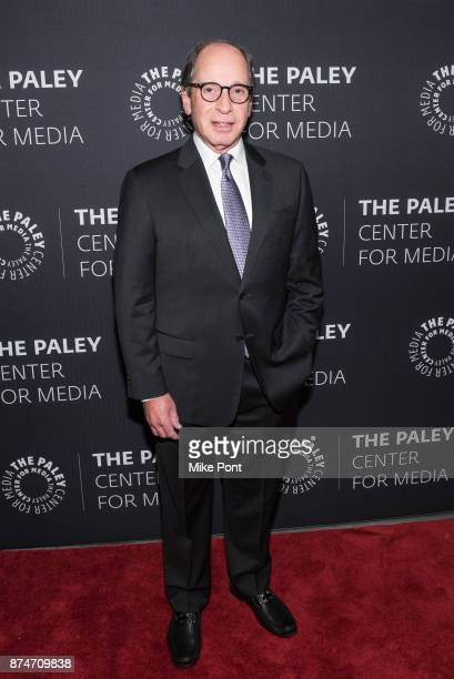 Harry Friedman attends The Paley Center For Media Presents Wheel Of Fortune 35 Years As America's Game at The Paley Center for Media on November 15...