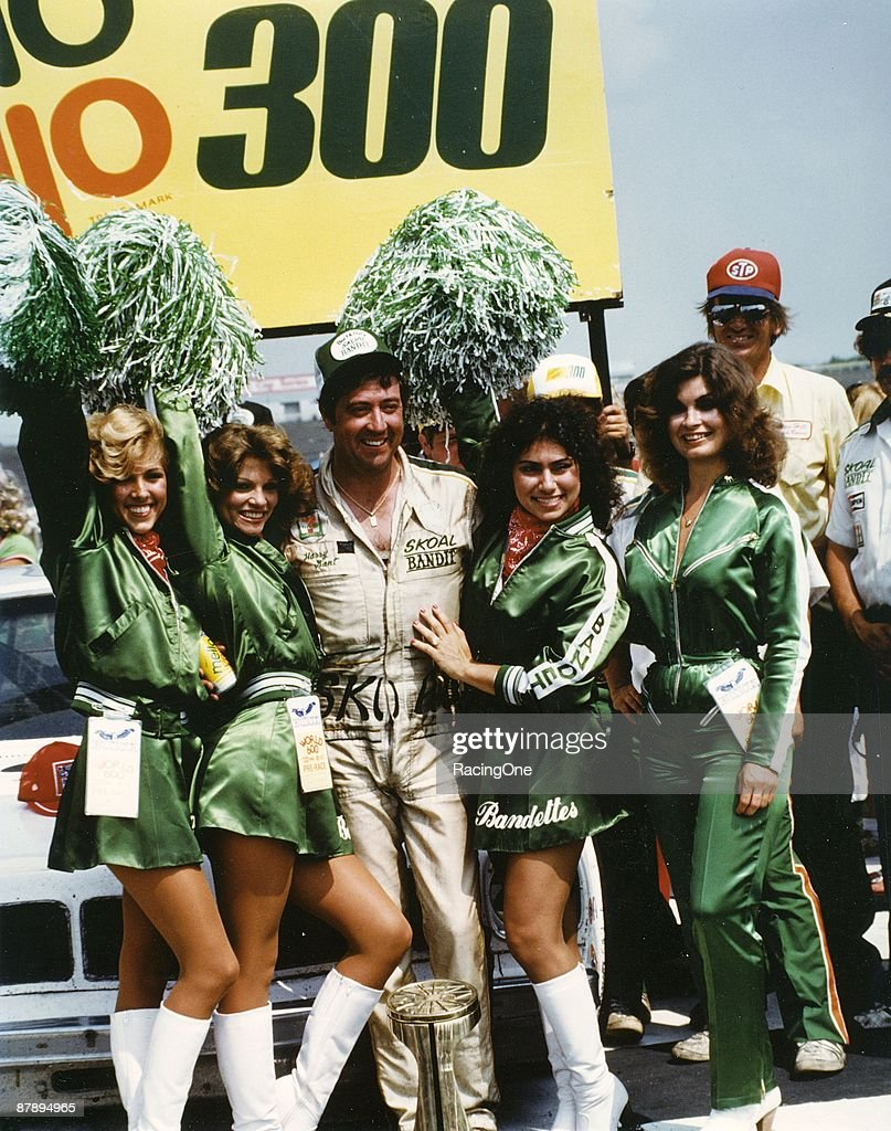 Harry Gant won the Mello Yellow 300 at Charlotte the first Nationwide Series event run at the track on May 29 1982