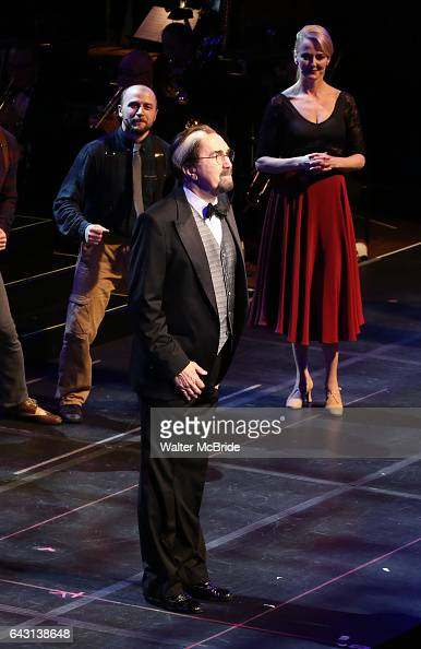 Harry Groener during the Manhattan Concert Productions 25th Anniversary concert performance of 'Crazy for You' at David Geffen Hall Lincoln Center on...
