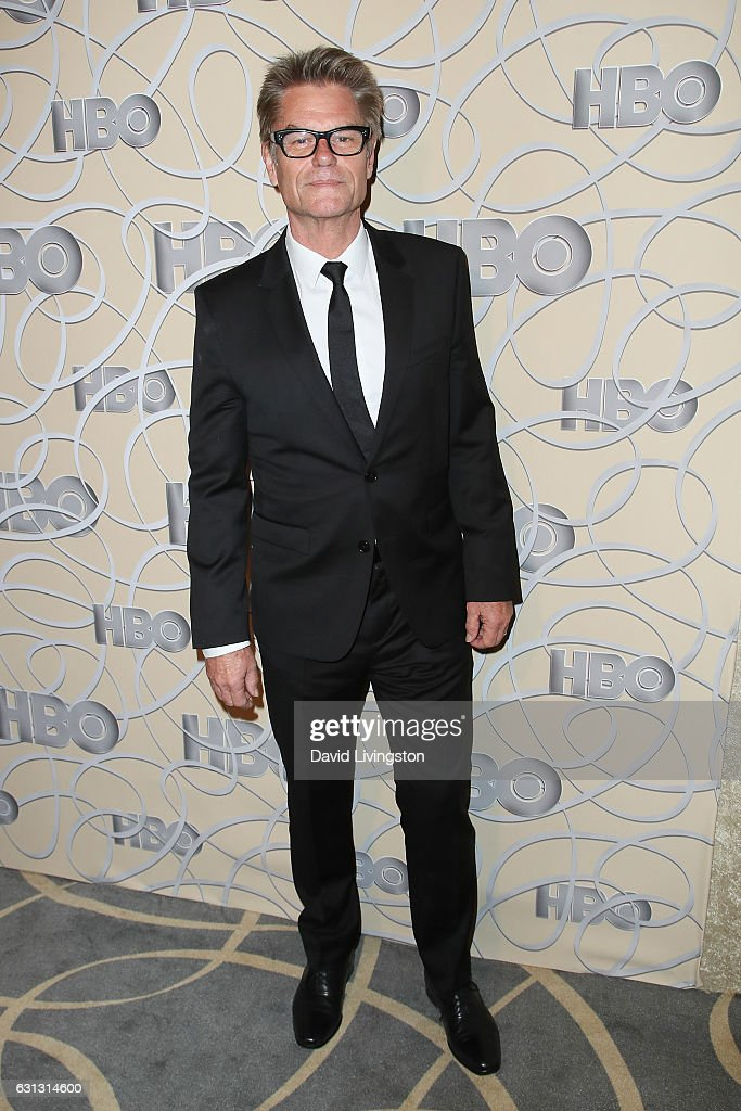 Harry Hamlin arrives at HBO's Official Golden Globe Awards after party at the Circa 55 Restaurant on January 8, 2017 in Los Angeles, California.