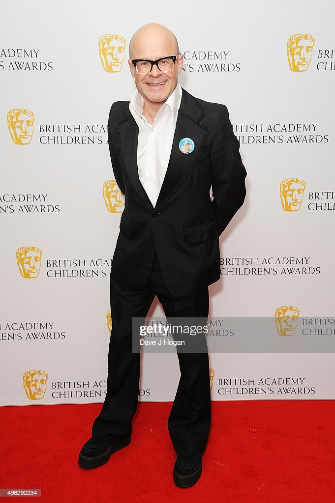Harry Hill attends the British Academy Children's Awards at The Roundhouse on November 22 2015 in London England