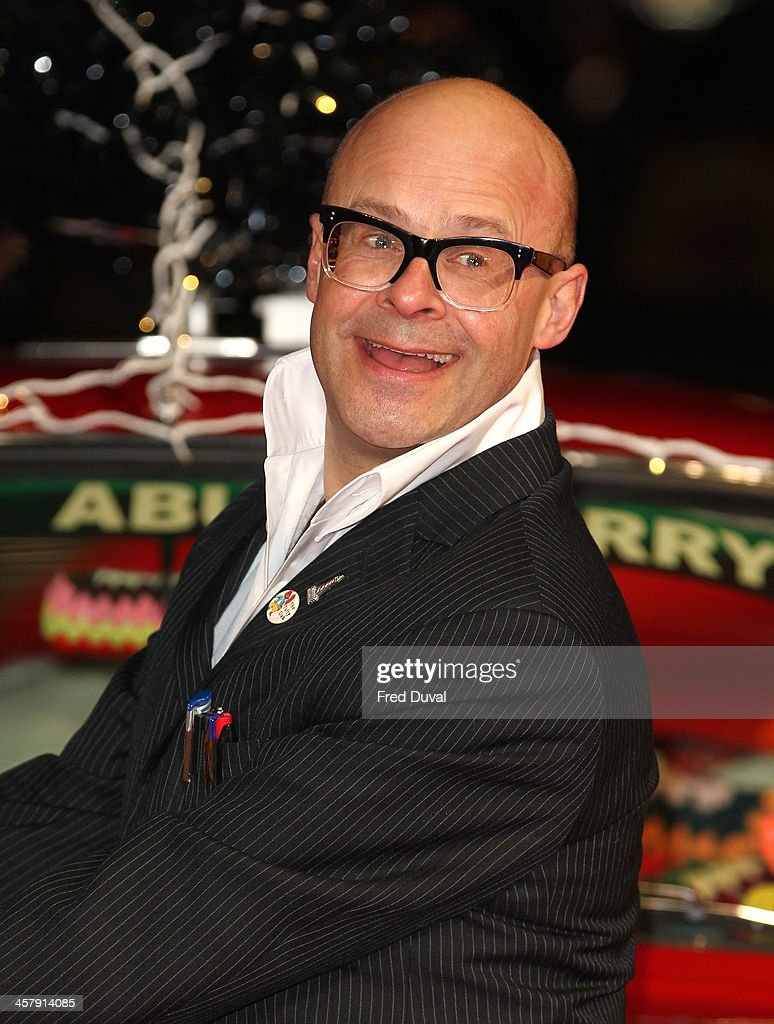 <a gi-track='captionPersonalityLinkClicked' href=/galleries/search?phrase=Harry+Hill&family=editorial&specificpeople=228845 ng-click='$event.stopPropagation()'>Harry Hill</a> attends 'The <a gi-track='captionPersonalityLinkClicked' href=/galleries/search?phrase=Harry+Hill&family=editorial&specificpeople=228845 ng-click='$event.stopPropagation()'>Harry Hill</a> Movie' World Premiere at Vue Leicester Square on December 19, 2013 in London, England.