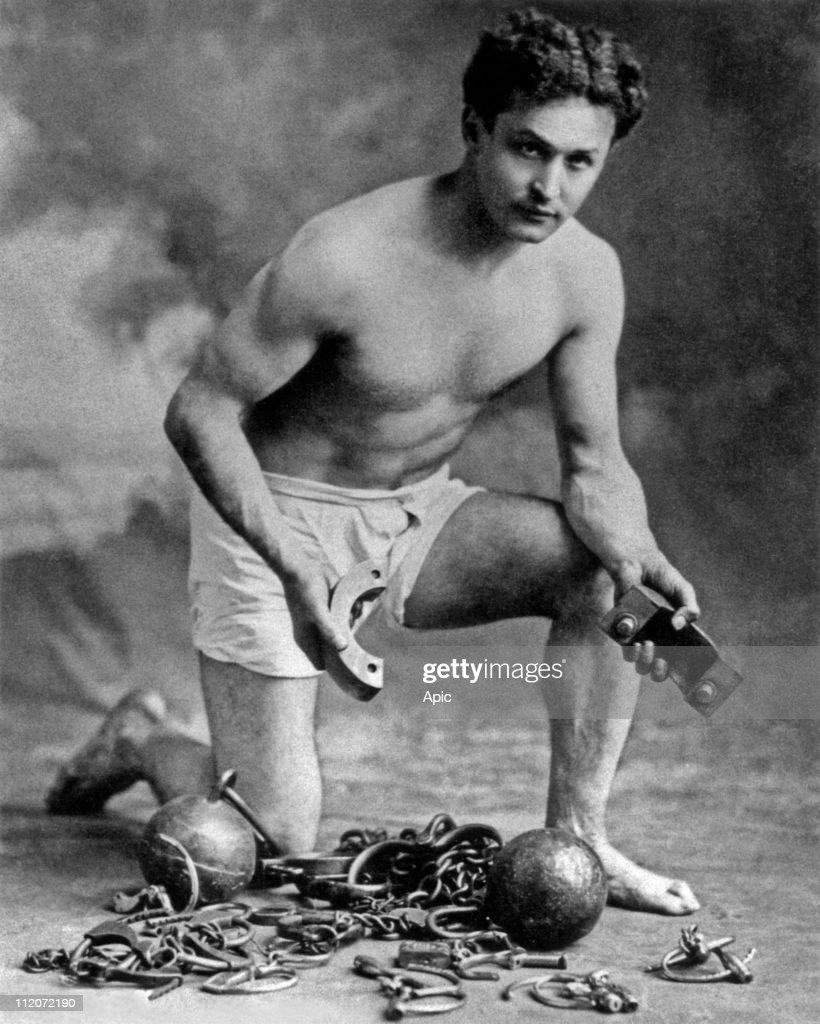 In Profile: Harry Houdini