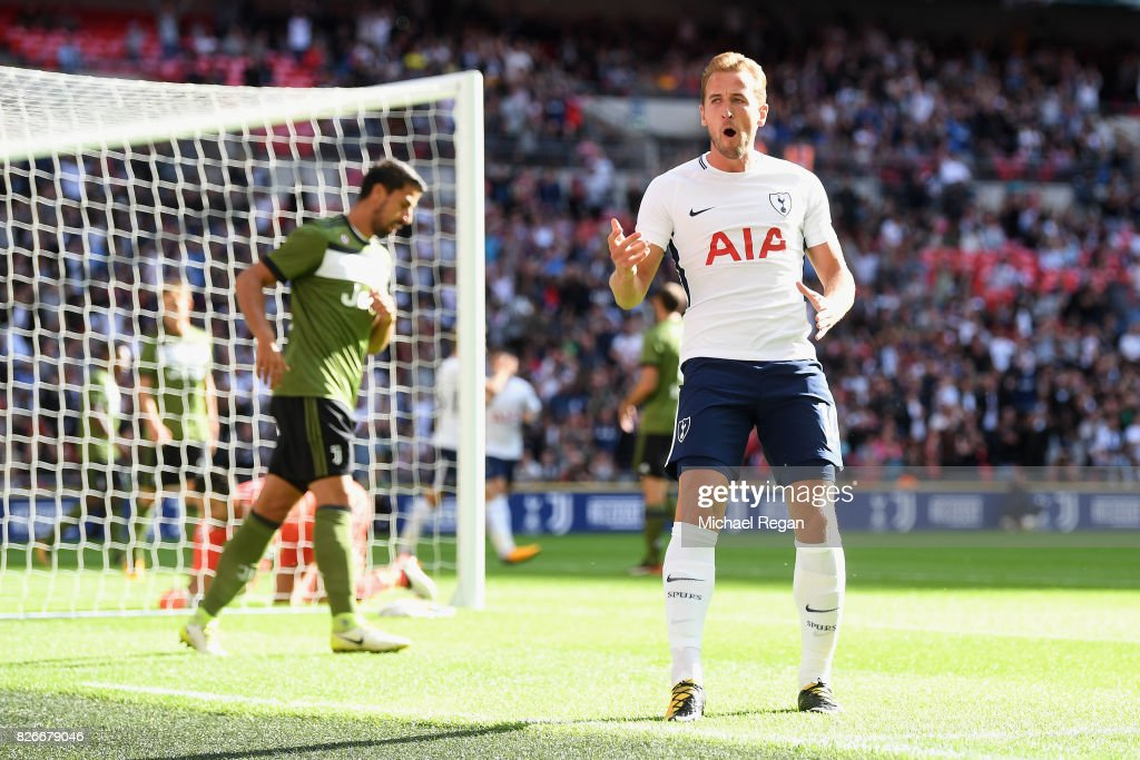 Tottenham Hotspur v Juventus - Pre-Season Friendly