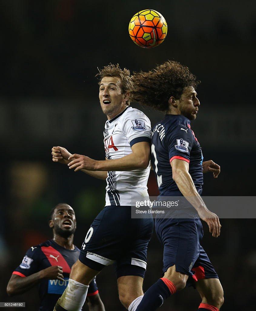 Christian Eriksen In Tottenham Hotspur V Newcastle United: Tottenham Hotspur V Newcastle United