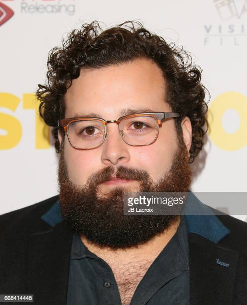 Harry Katzman attends the premiere of Swen Group's 'The Outcasts' on April 13 2017 in Los Angeles California