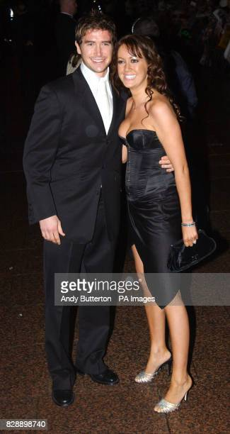 Harry Kewell and Sheree Murphy arrive for the UK premiere of Lord Of The Rings The Return Of The King in central London The third film in the Lord Of...