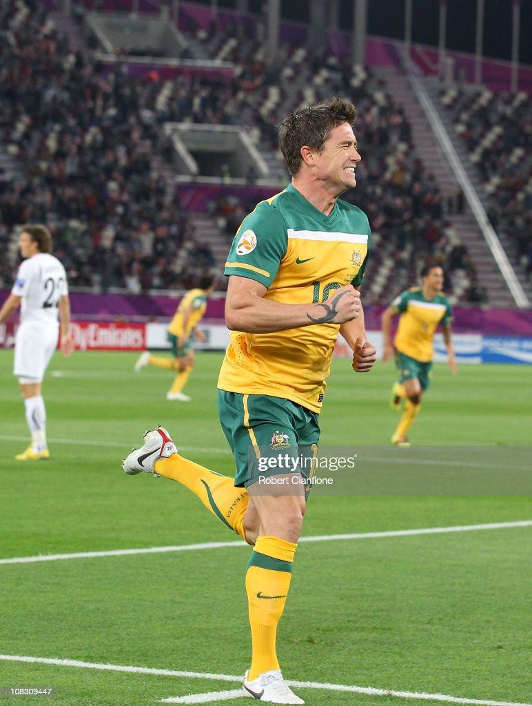 AFC Asian Cup Semi Final - Uzbekistan v Australia
