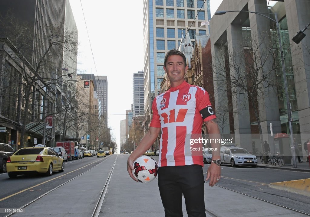 Melbourne Heart Press Conference