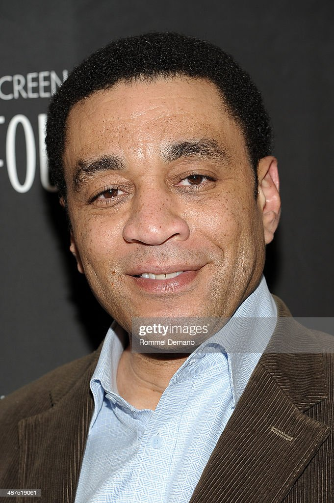 Harry Lennix attends the 'Stars Turn Out For The Opening Of SAG Foundation Actors Center' on April 30 2014 in New York City