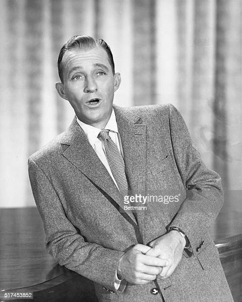 Harry Lillis 'Bing' Crosby 19041977 was not only known for his brilliant music contributions but he was also successful in earing an Academy Award...