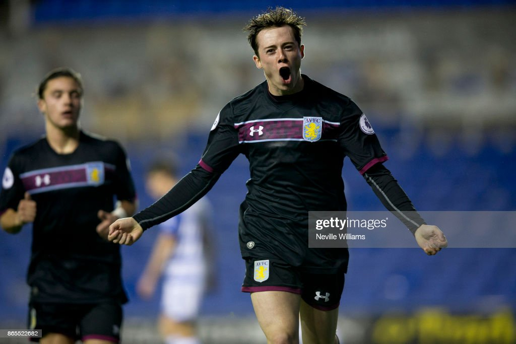 Reading v Aston Villa: Premier League 2