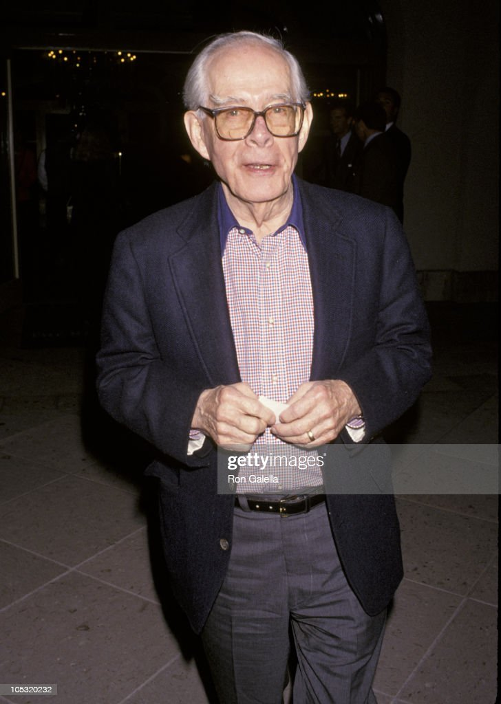 Actor Harry Morgan Dies At 96 Getty Images