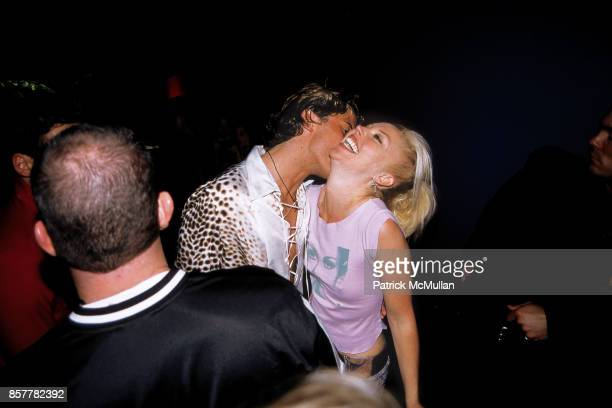 Harry Morton Tamara Beckwith Harry Morton's Birthday Party Hard Rock Hotel Casino Las Vegas April 27 2002