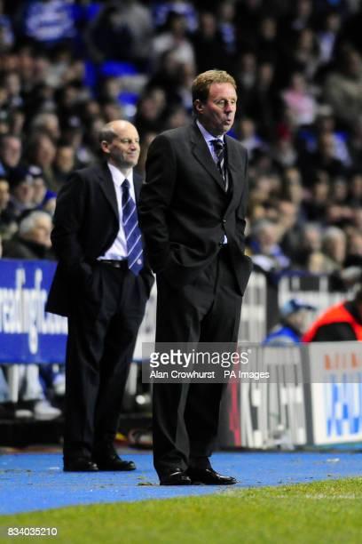 Harry Redknapp Portsmouth manager